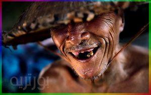 نماذج من فن التصوير الفوتوغرافي (4) من أشهر صور البورتريه