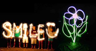 الرسم بالإضاءة Light Painting