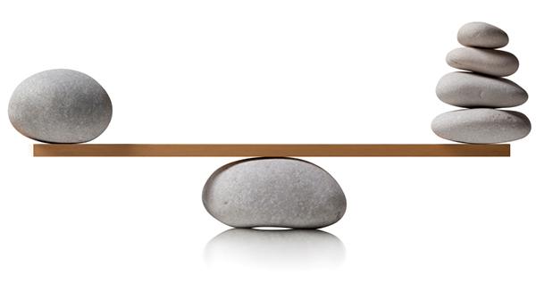 مبادئ التصميم | التوازن