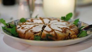 بسطيلة مغربية حلوة