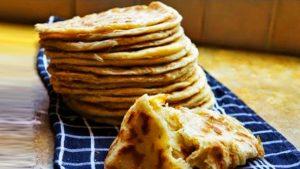 طريقة تحضير فطائر الملوي المغربي