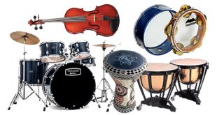 الآلات الموسيقية