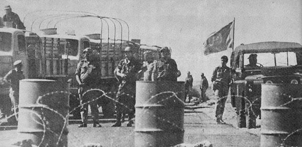 قوات الطوارئ التابعة للأمم المتحدة في الكيلو 101| حرب أكتوبر