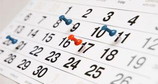 مناسبات العام | الأعياد و الأجازات و العطلات