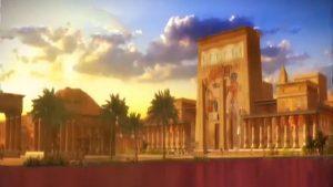 بحر الدم   حلقات كرتون موسى عليه السلام