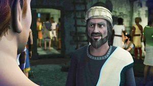 كرتون خليل الله إبراهيم عليه السلام