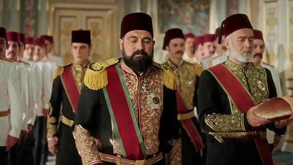 صور مسلسل السلطان عبد الحميد الثاني