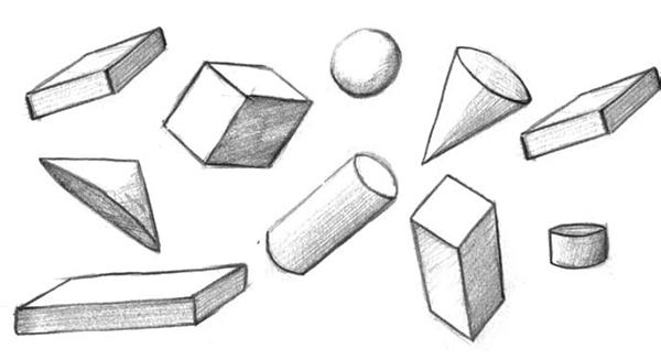 الرسم باستخدام الخامات