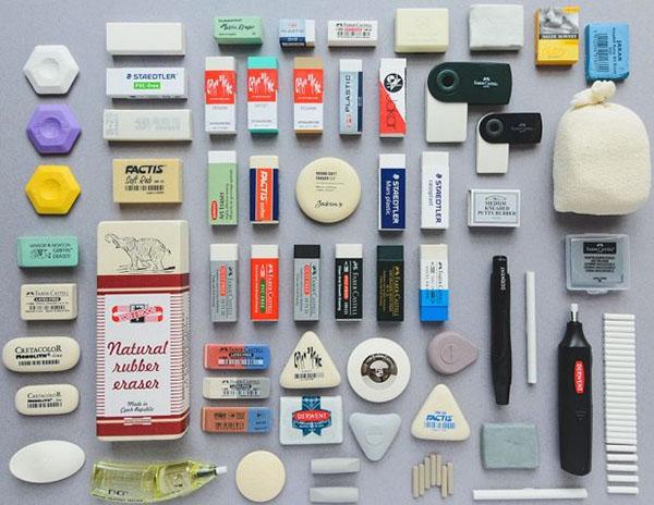 ممحاة الفنانين Artist's Erasers
