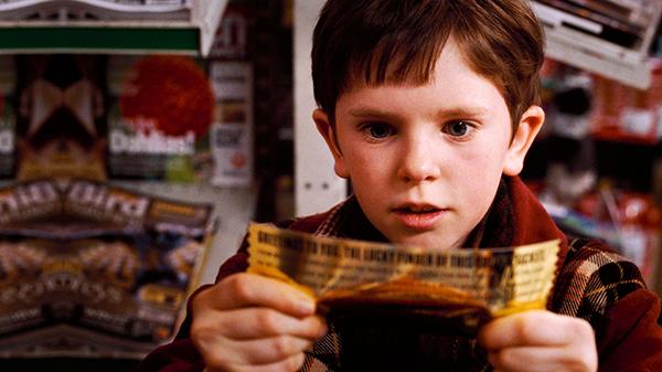 تشارلي ومصنع الشوكولاتة