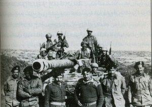 قوة الجهراء المجحفلة (قوة عسكرية كويتية) في الجولان 1973.