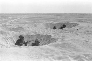 الجنود خلال حرب أكتوبر