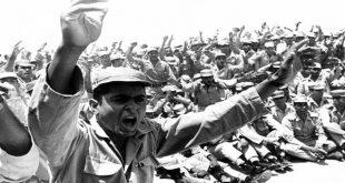 فرحة الجنود المصريين بانتصار أكتوبر