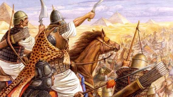 فتح مصر بِقيادة عمرو بن العاص | الفتح الإسلامي لمصر