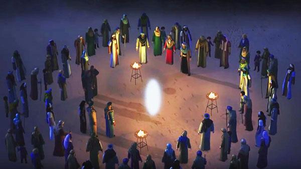 كرتون حبيب الله | قصة السيرة النبوية