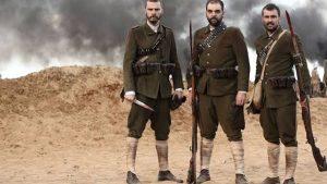 جنود عثمانيون | مسلسل كوت العمارة