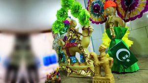 حلاوة المولد | العروسة والحصان