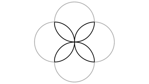 رسم الزخارف الدائرية الزخارف الهندسية والنباتية موقع اسكتشات