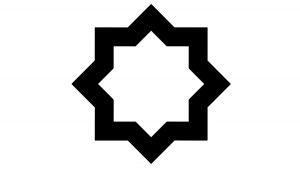 شكل النجمة الثمانية