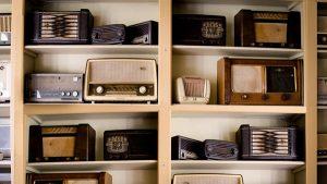 راديو قديم
