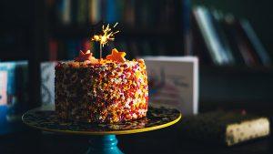 تورتة أو كيك cake