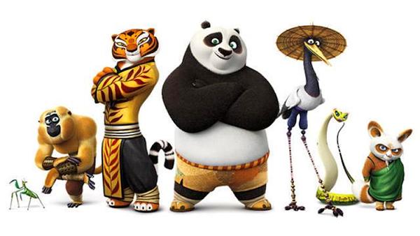 kung fu panda مترجم