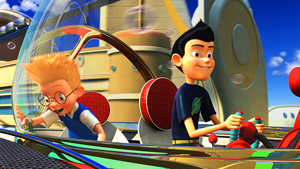 meet the robinsons مترجم