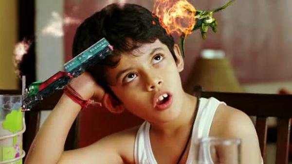 الفيلم الهندي نجوم على الأرض