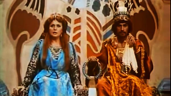 ملك الفرس | فيلم القادسية