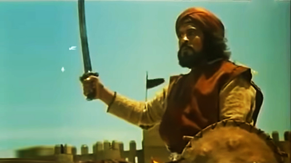 فيلم القادسية بين المسلمين والفرس