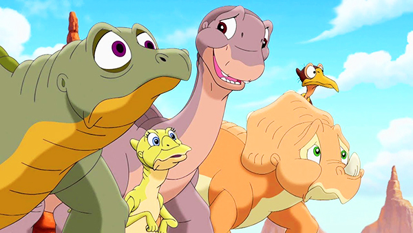 the land before time مترجم