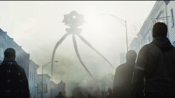 war of the worlds مترجم