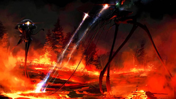 war of the worlds 2 مترجم
