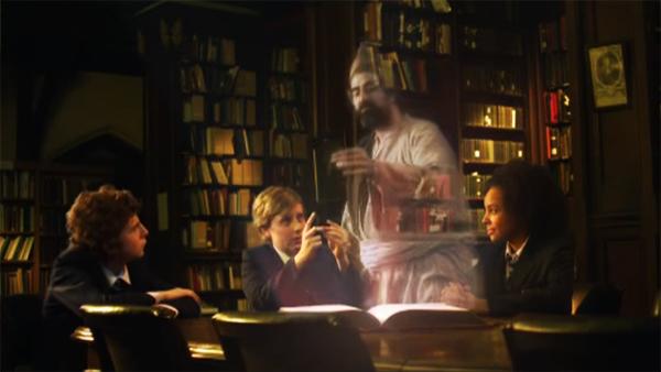 فيلم 1001 inventions and the library of secrets