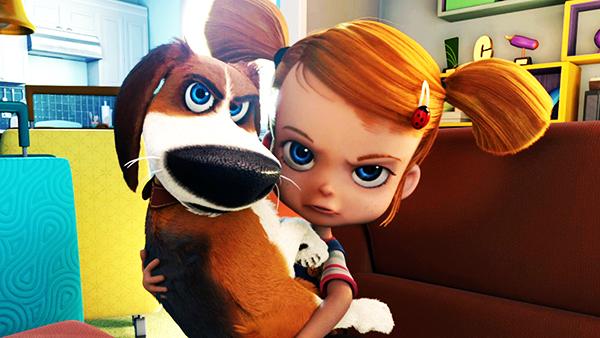 فيلم أنيميشن الكلب أوزي Ozzy 2016