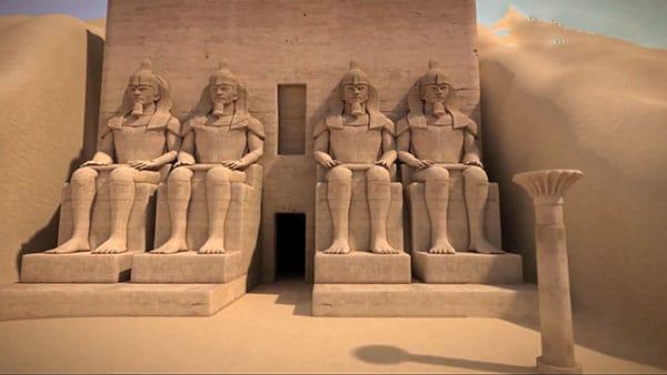 المعبد | مسلسل يوسف الصديق