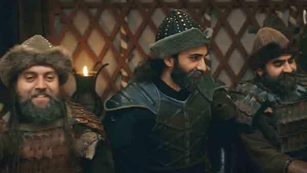 أغنية بطل سليمان شاه أرطغرل