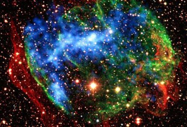 انفجار النجوم