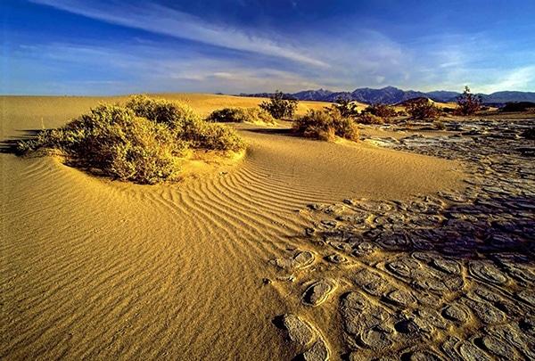 وادي-الموت-في-كاليفورنيا