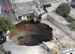 حفرة مدينة غواتيمالا