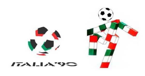 شعار كأس العالم 1990