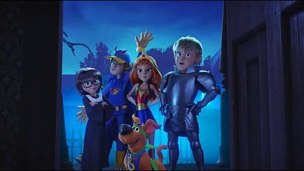فيلم الرسوم المتحركة الأمريكية سكوب! 2020 | (!SCOOB)