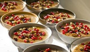 حلوى عاشوراء تركية