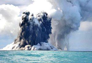 انفجار البحار