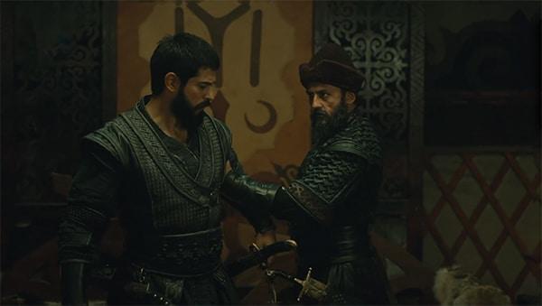سافجي الحلقة 31 عثمان