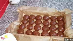 حلوة بابلي بالشوكولا