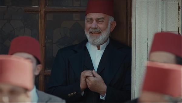 السلطان عبد الحميد 154