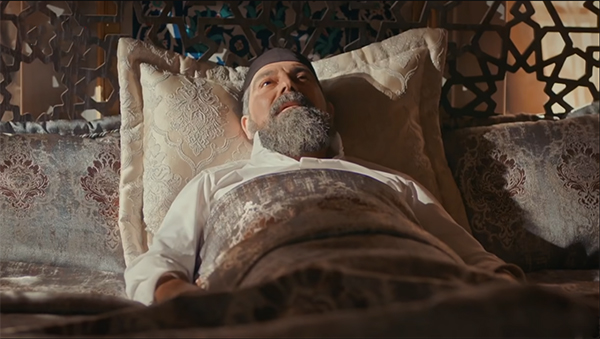 السلطان عبد الحميد الحلقة الأخيرة
