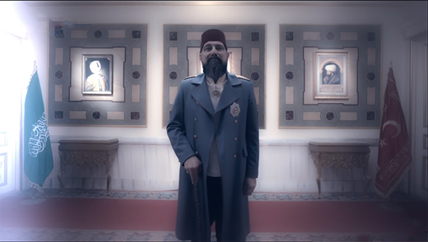 السلطان عبد الحميد الحلقة 154